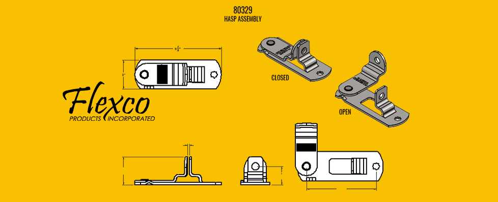 HASP Assembly Drawing rv