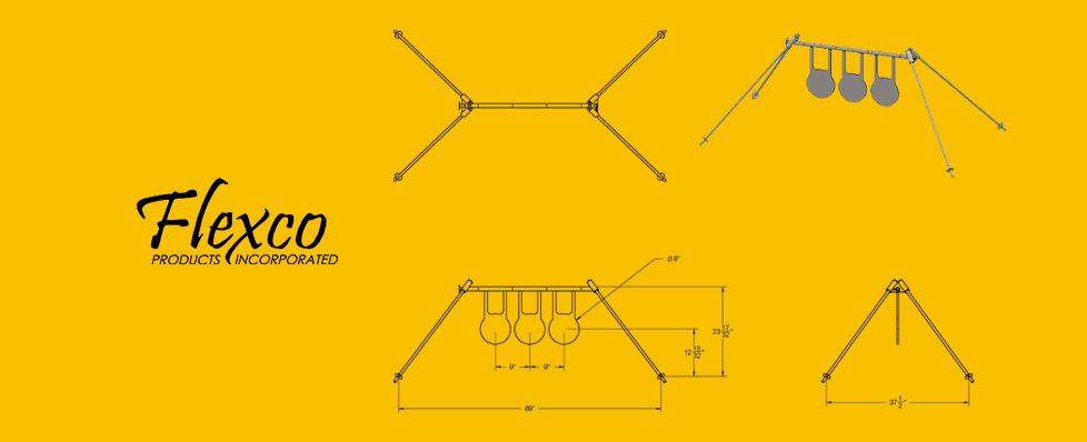 Large Flip Target Drawing rv
