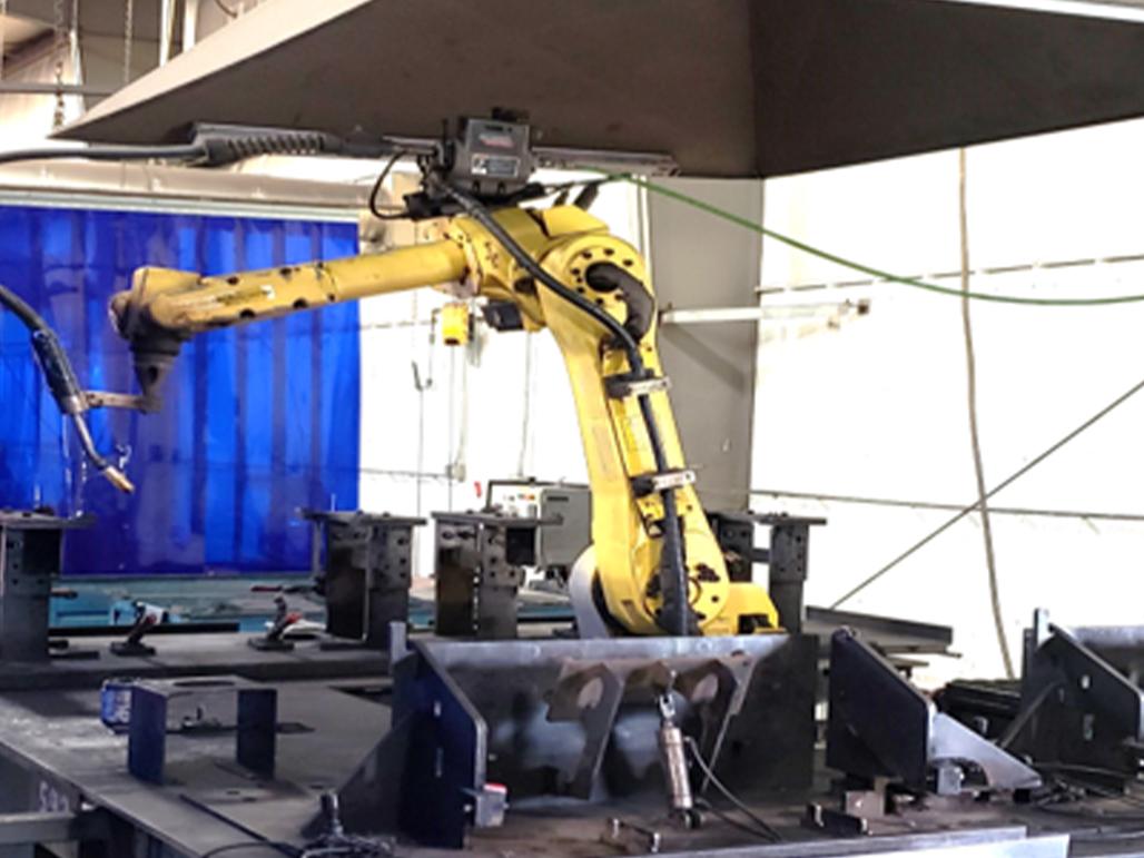 Robotics Welding 1