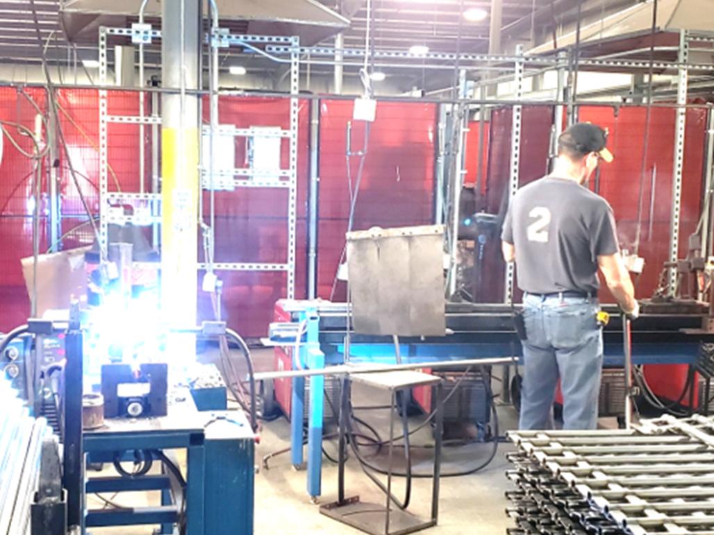 Robotics Welding 2