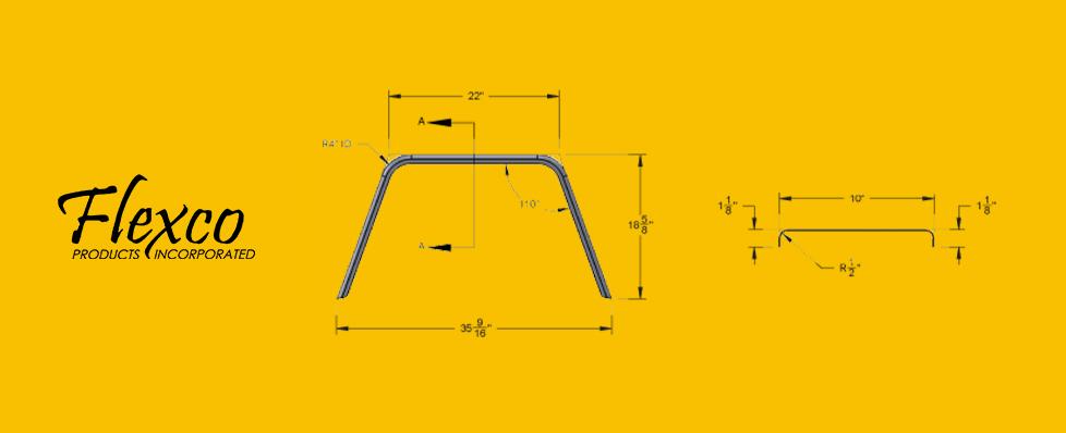 Tread Plate Jeep Drawing rv