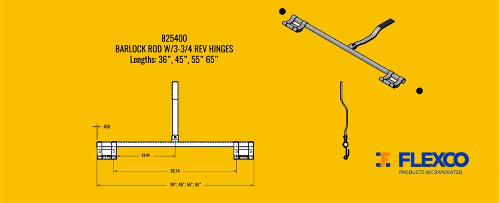 Bar Lock Assembly